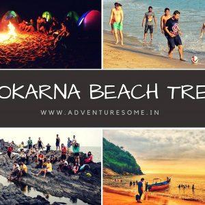 Gokarna Beach Trekking