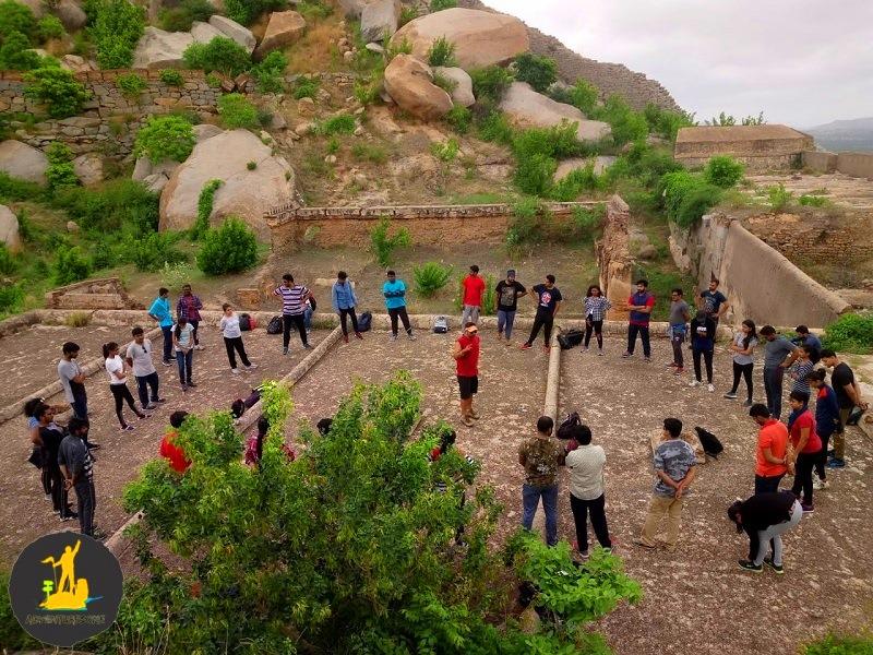 Madhugiri Fort – Asia's Second Largest Monolith