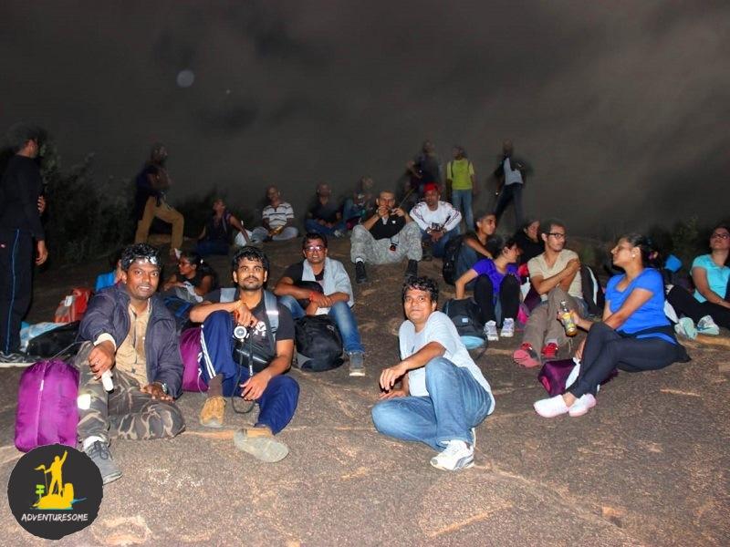 Makalidurga Hills Trek & Camping – Happy Valley