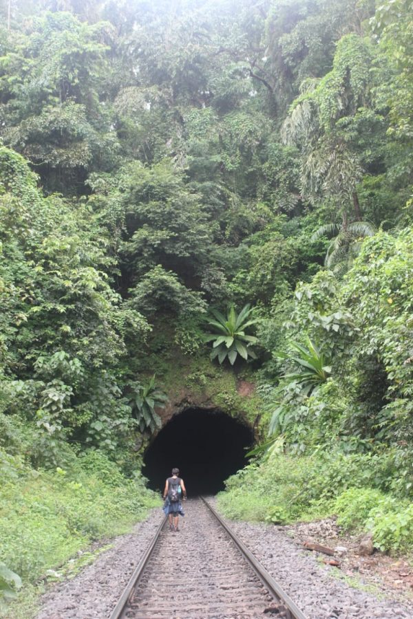 Dudhsagar Tunnel