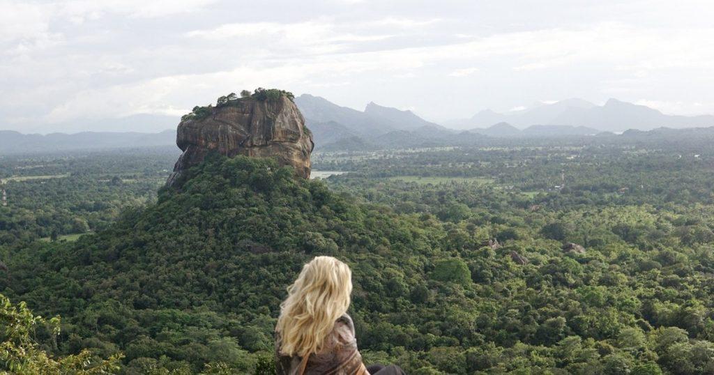 5. Trek to the top of Pidurangala Rock