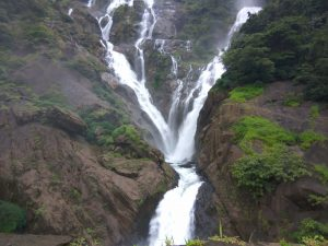 Dudhsagar Falls – The Cinematic Waterfall