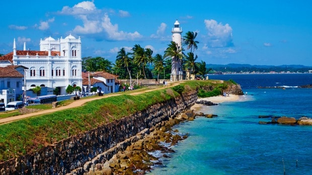 Galle-Fort City