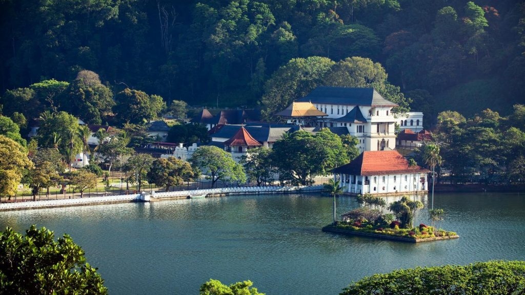 Exploring Kandy is one of the best things to do in Sri Lanka