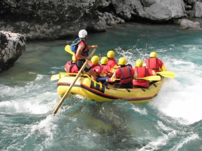 BHEEMESHWARI​, place near Bangalore for river rafting