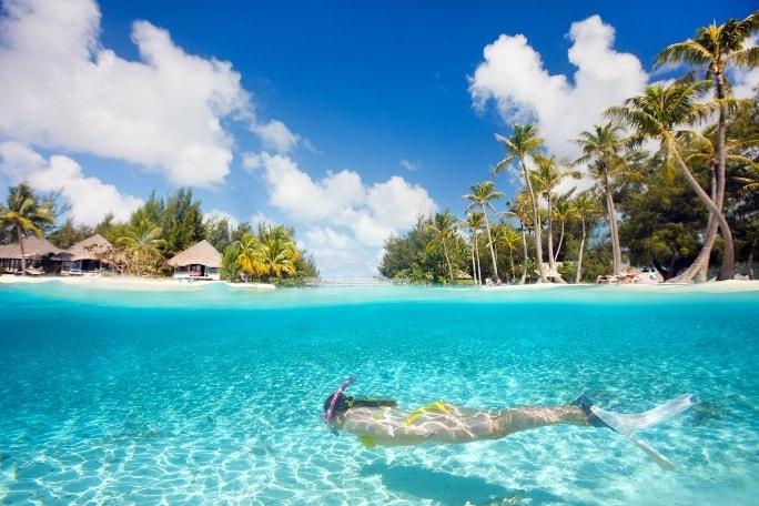 Beaches of Lakshadweep Islands