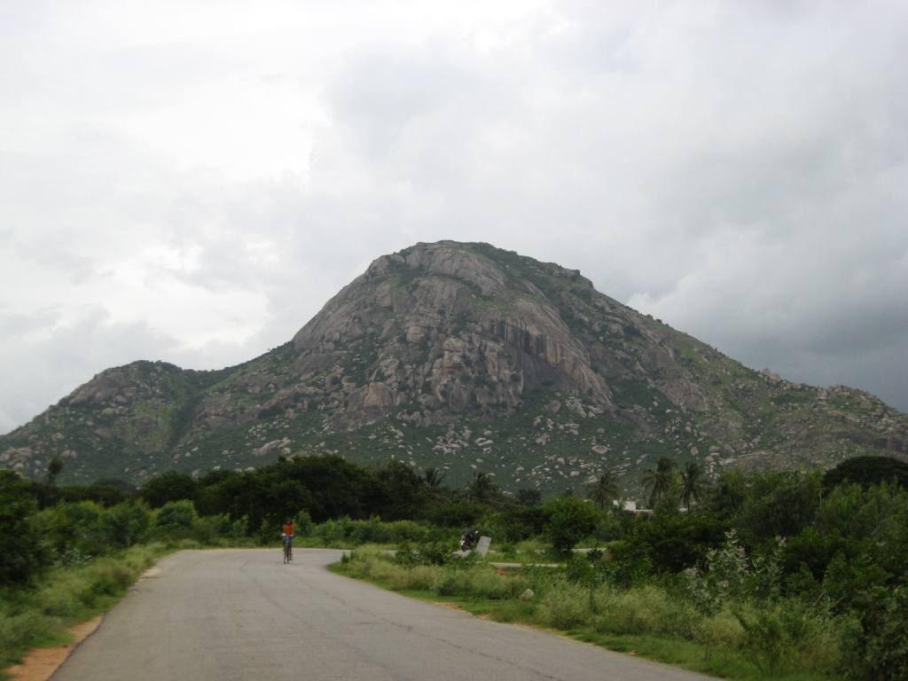 CHIKBALLAPURA, place to visit near Bangalore for hikes