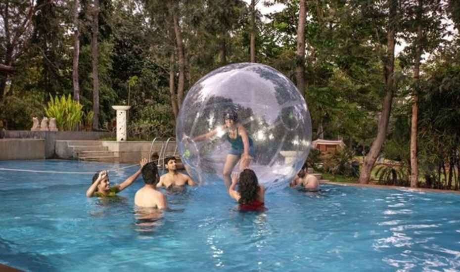 Discovery village resort- one of the best resorts in Bangalore
