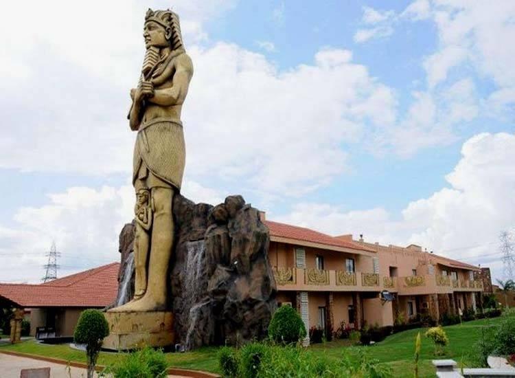 Golden Amoon Resorts and Spa