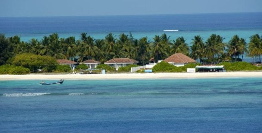 Karavatti Islands