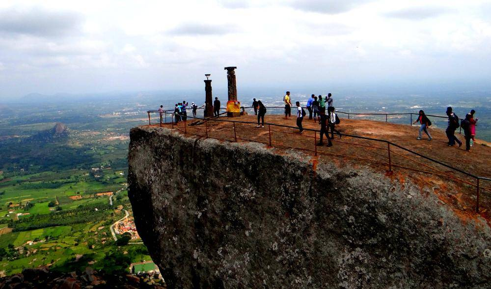 SHIVAGANGE​, Best place to visit near bangalore within 50 kms
