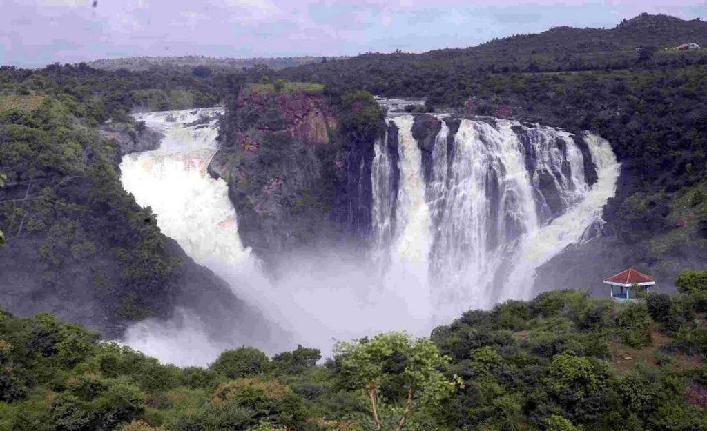 SHIVANASAMUDRAM, one of the places to visit near Bangalore