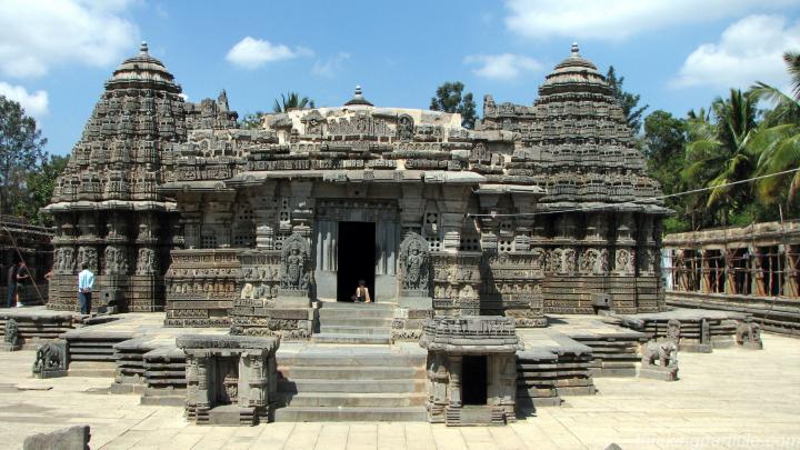 SOMNATHPUR, attractive place to visit near Bangalore