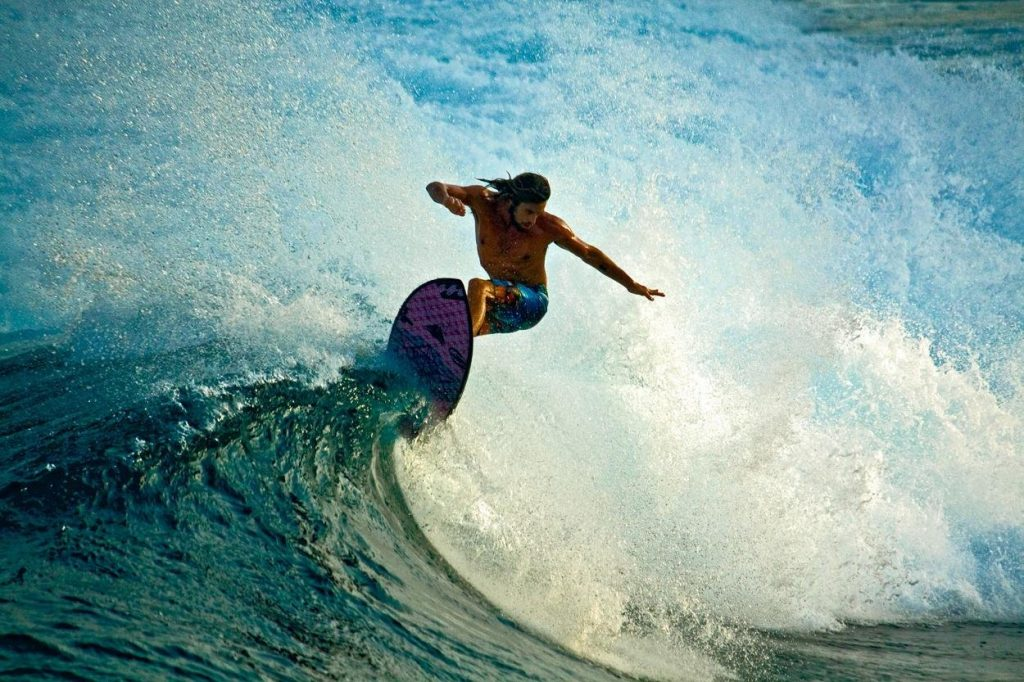 best thing to do in lakshadweep in surfing