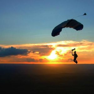 Skydiving- A License with AFF