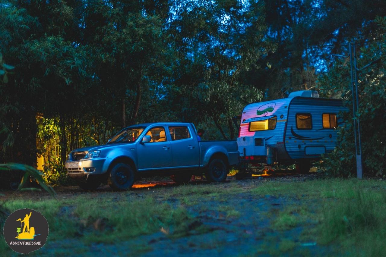 The Caravan to Karwar – A Fun Trip
