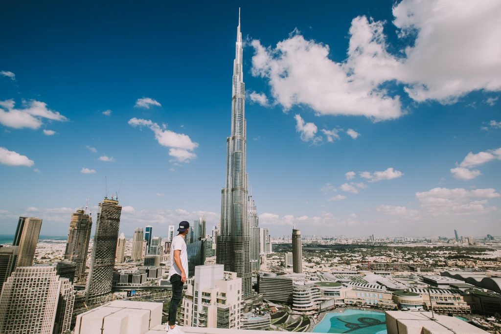 Burj Khalifa is undoubtedly one of the best places to visit in Dubai