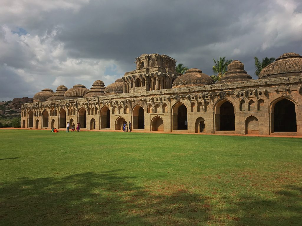 Elephant Stables in Hampi Tourism