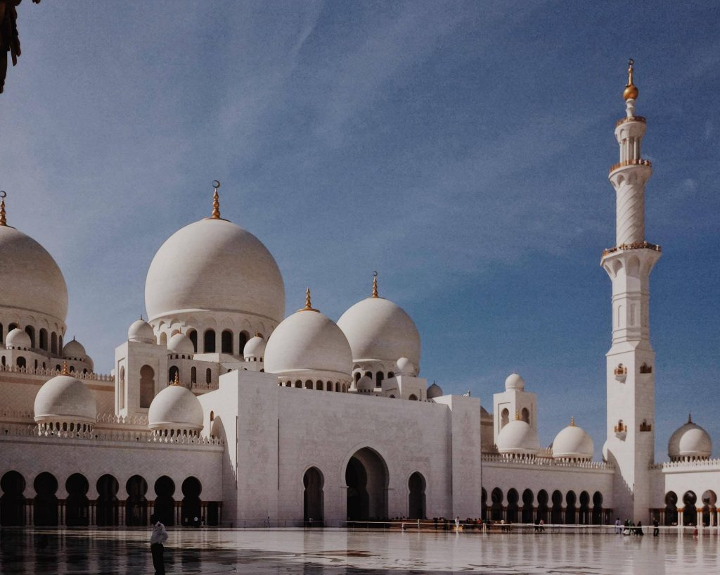 Jumeirah Mosque- Peaceful and religious place to visit in Dubai