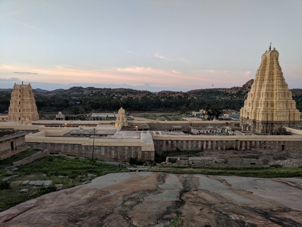 Virupaksha Temple one of the best places to see in Hampi
