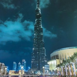 Dubai – The City of Man Made Wonders
