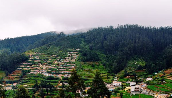 View of Ooty