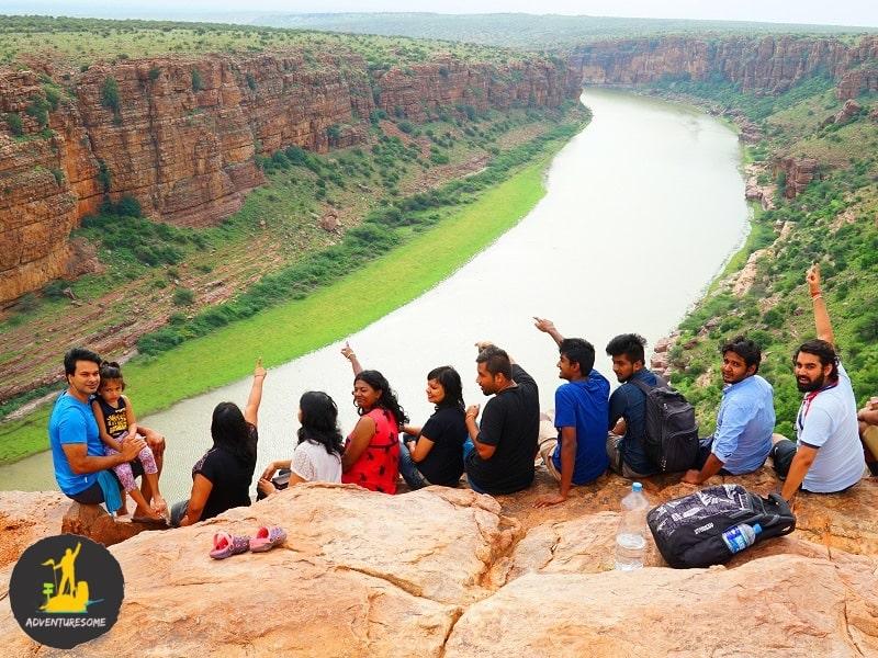 Gandikota is the best weekend getaway from Bangalore for the adventure junkies