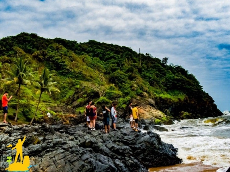 gokarna is the perfect weekend getaway from Bangalore