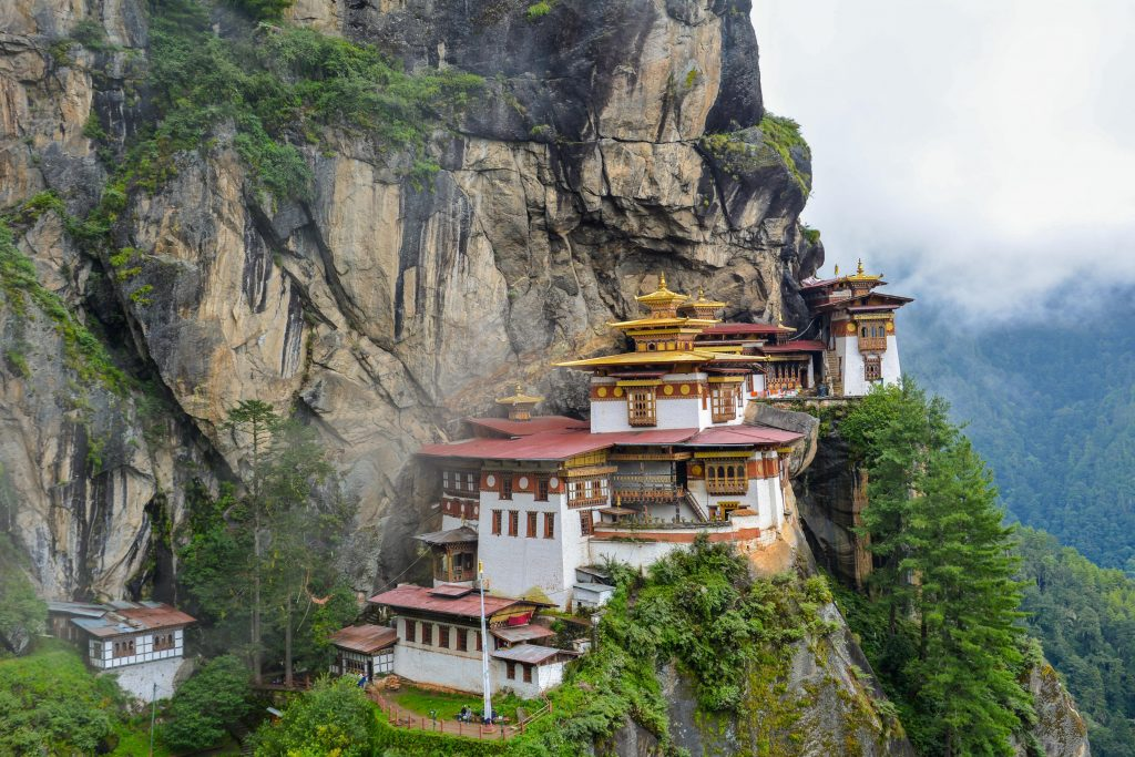 Bhutan It is one of the happiest and cheapest countries to visit from India