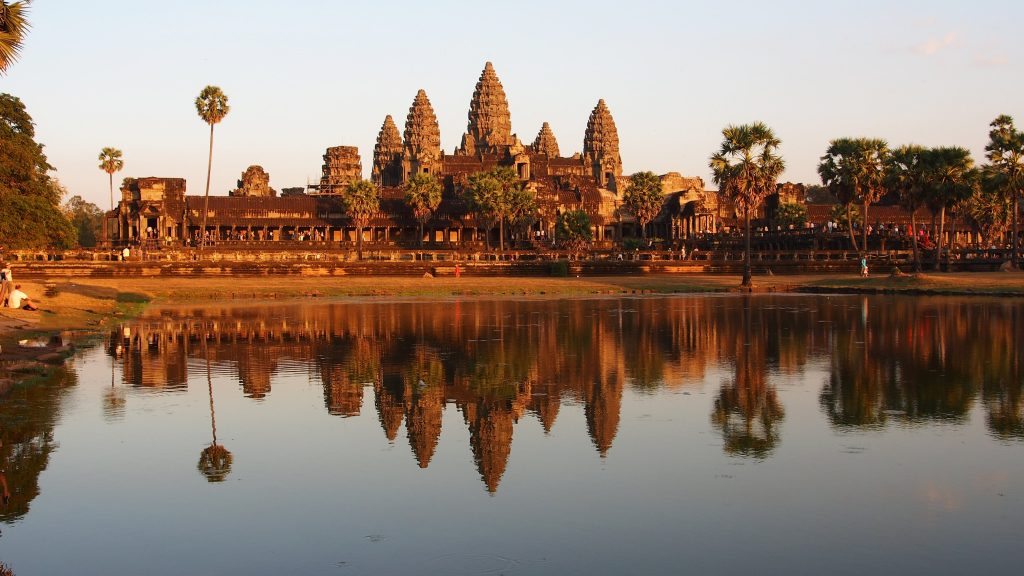 Cambodia One of the cheapest countries to visit from India in Southeast Asia