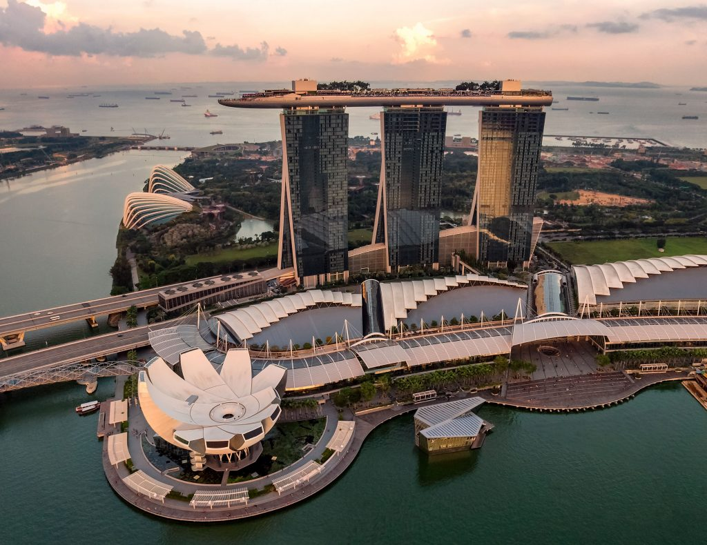 Singapore can be one of the cheapest countries to visit from india if planned properly