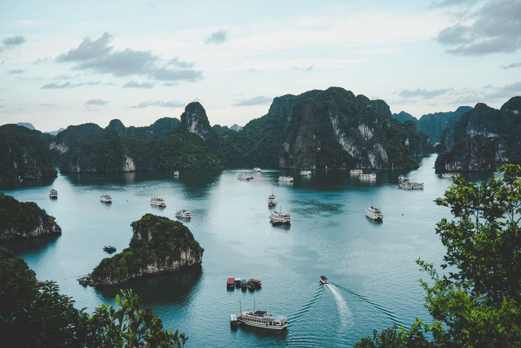 Vietnam is one of the cheapest countries to visit from India in Southeast Asia