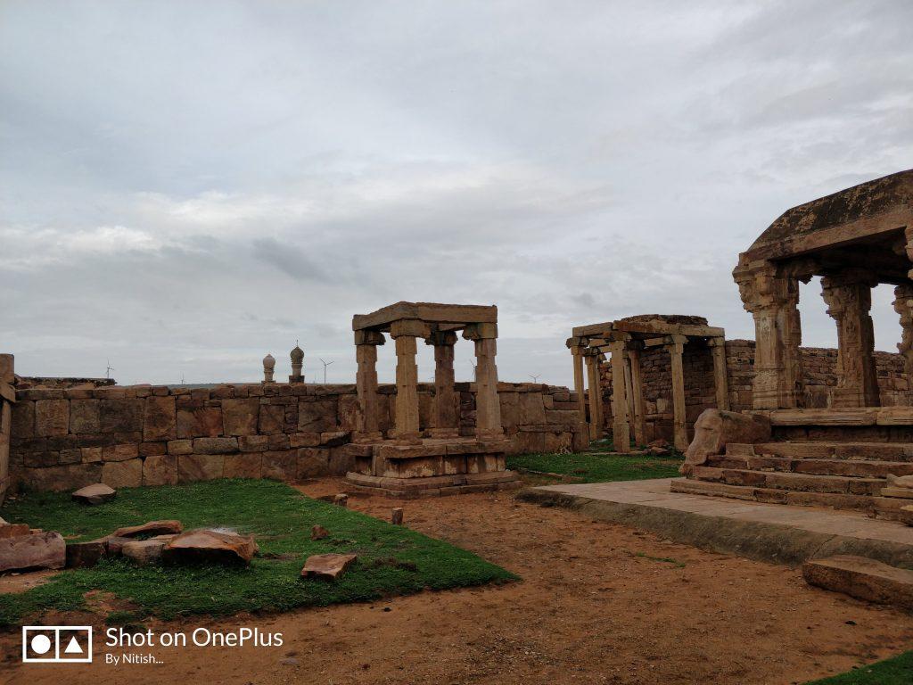 Architecture of gandikota fort