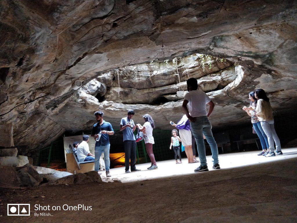 Belum Caves near Gandikota fort