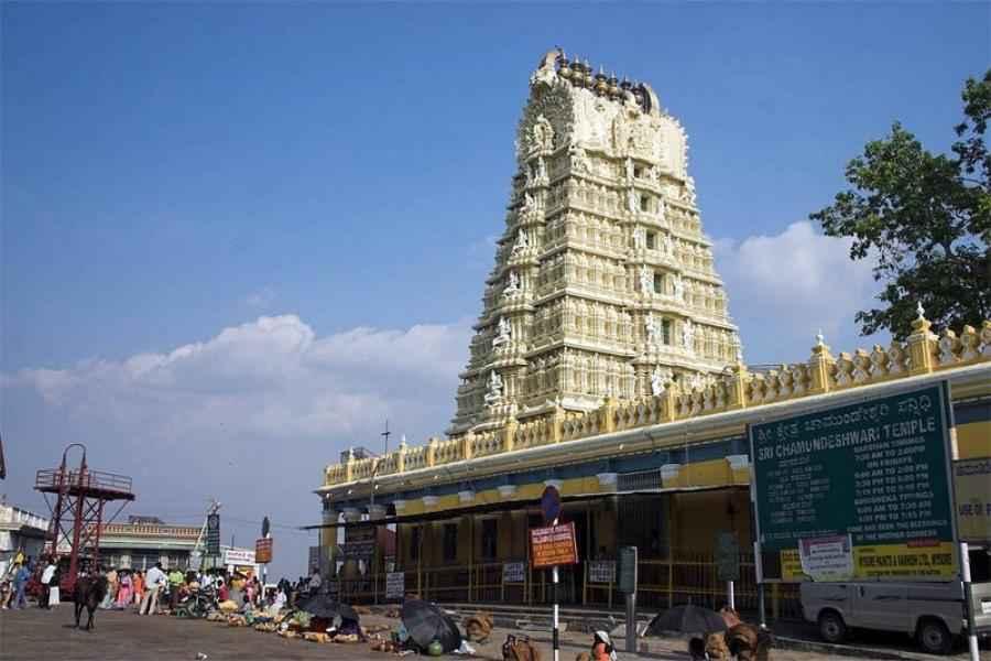 Chamunda Hills & Chamundeshwari Temple