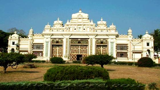 Jaganmohan Palace Art Gallery & Auditorium