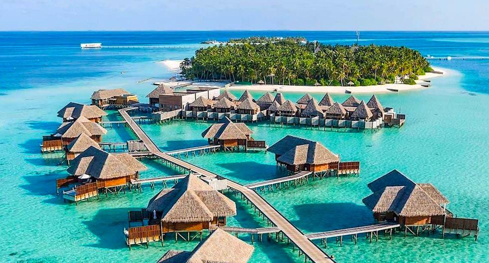 Hilton's Conrad Maldives Rangali Island Resort