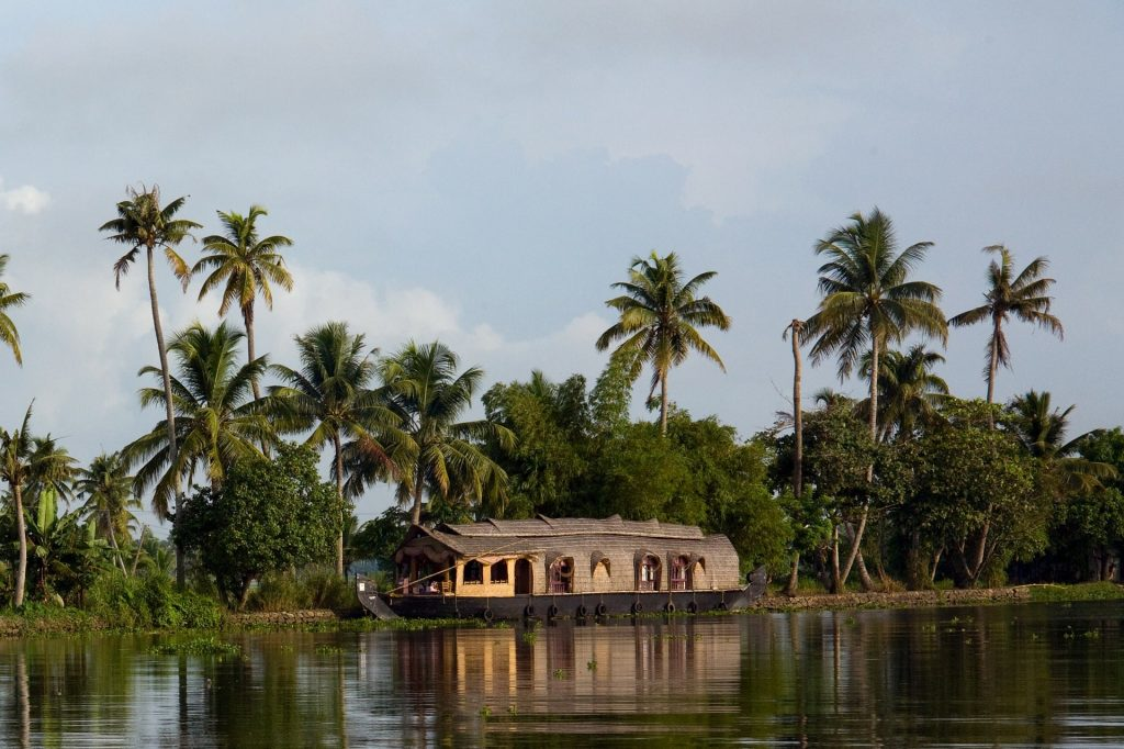 Kerala is a once-in-a-lifetime tourist location to visit in India