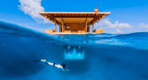 10 Best Underwater Hotels in the World (2020)