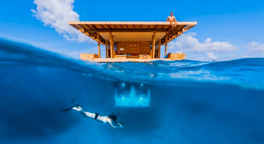 10 Best Underwater Hotels in the World (2021)
