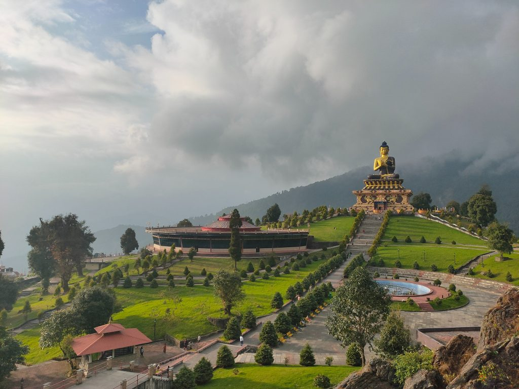 Sikkim is one of the most beautiful places to visit in India