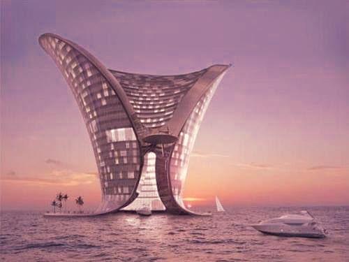 The Apeiron Island Hotel - Dubai