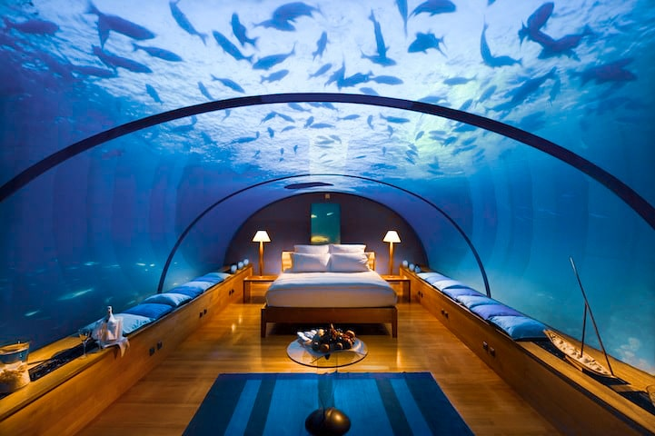 The Hydropolis Underwater Resort Hotel, Dubai