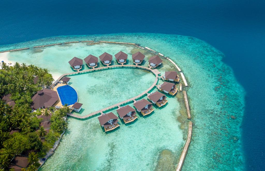 Ellaidhoo Maldives is of the most beautiful water villas in Maldives