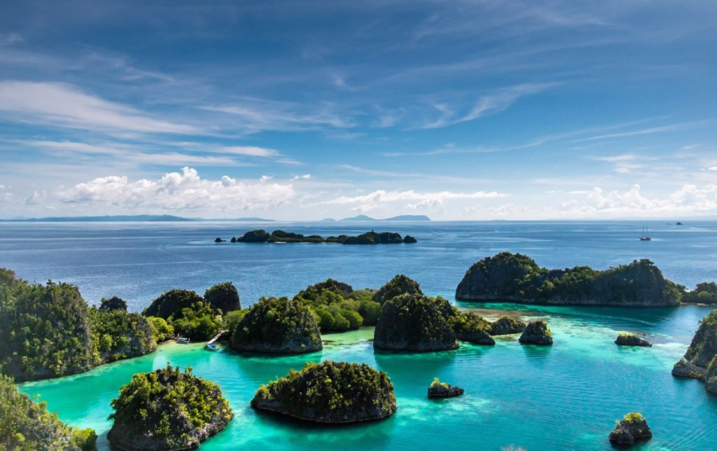 Indonesia is one of famous destinations to travel after coronavirus