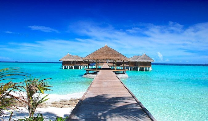 Maldives is the perfect place to travel after coronavirus