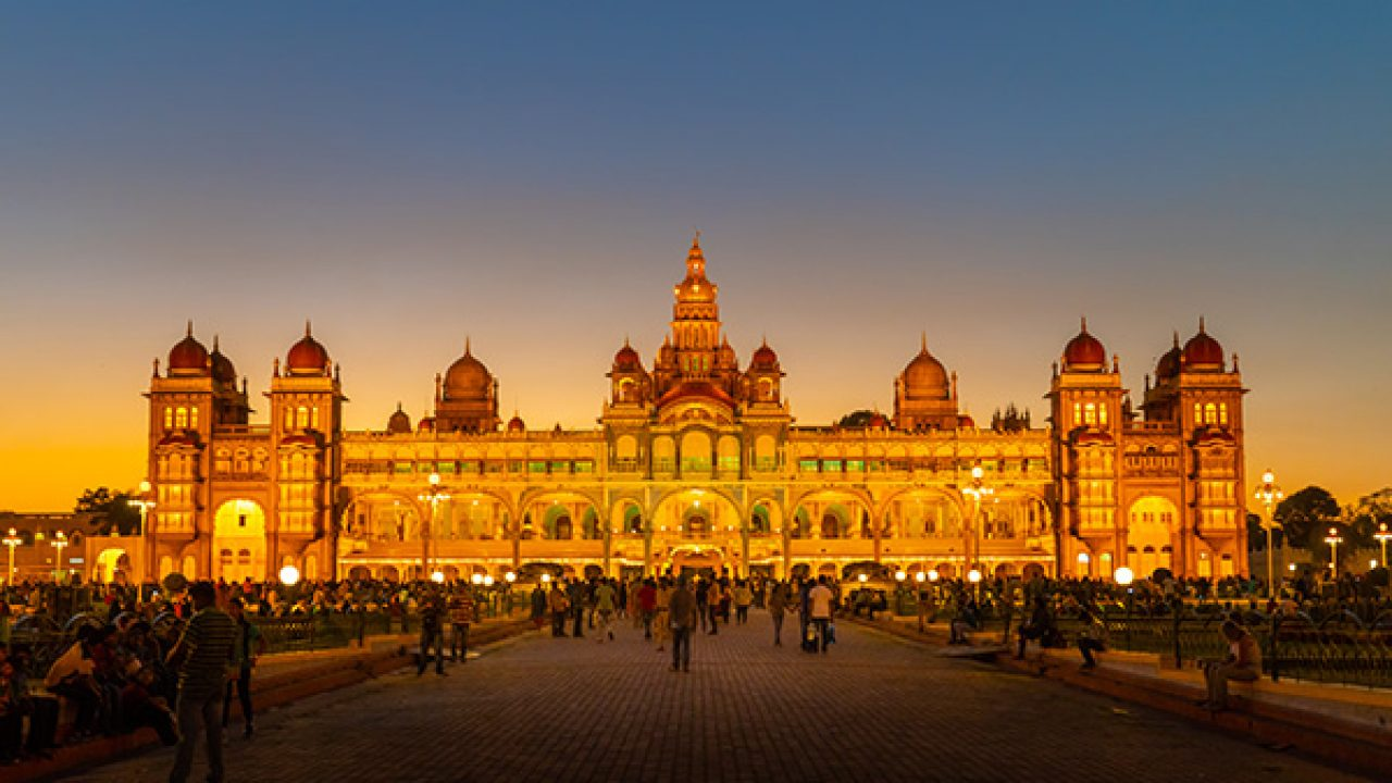 Magnificient Mysore: Sightseeing And History
