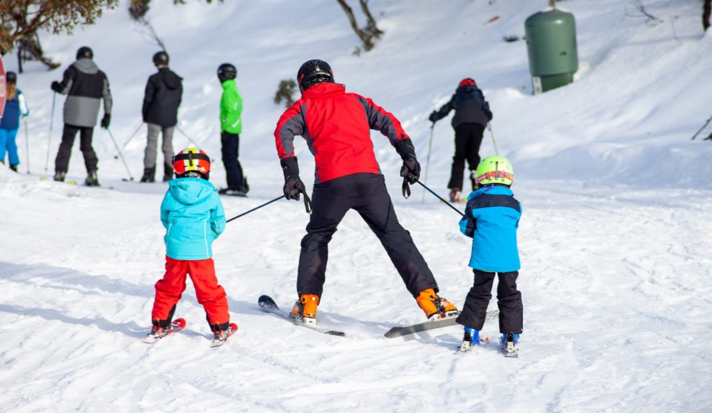 top places to skiing in India