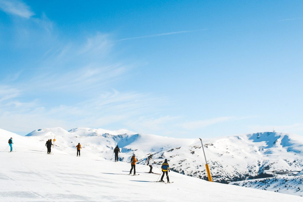 best place to skiing in INDIA