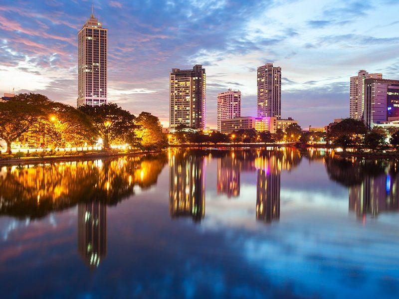 Colombo-Commercial city of Sri Lanka
